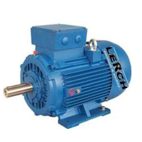 Elektromotor 7,5 kW 1000 otáček 1L160M-6