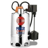 Ponorná odvodňovací čerpadla RX1 - pro čistou vodu - Čerpadlo RXm1-GM - kabel 5 metrů Pedrollo
