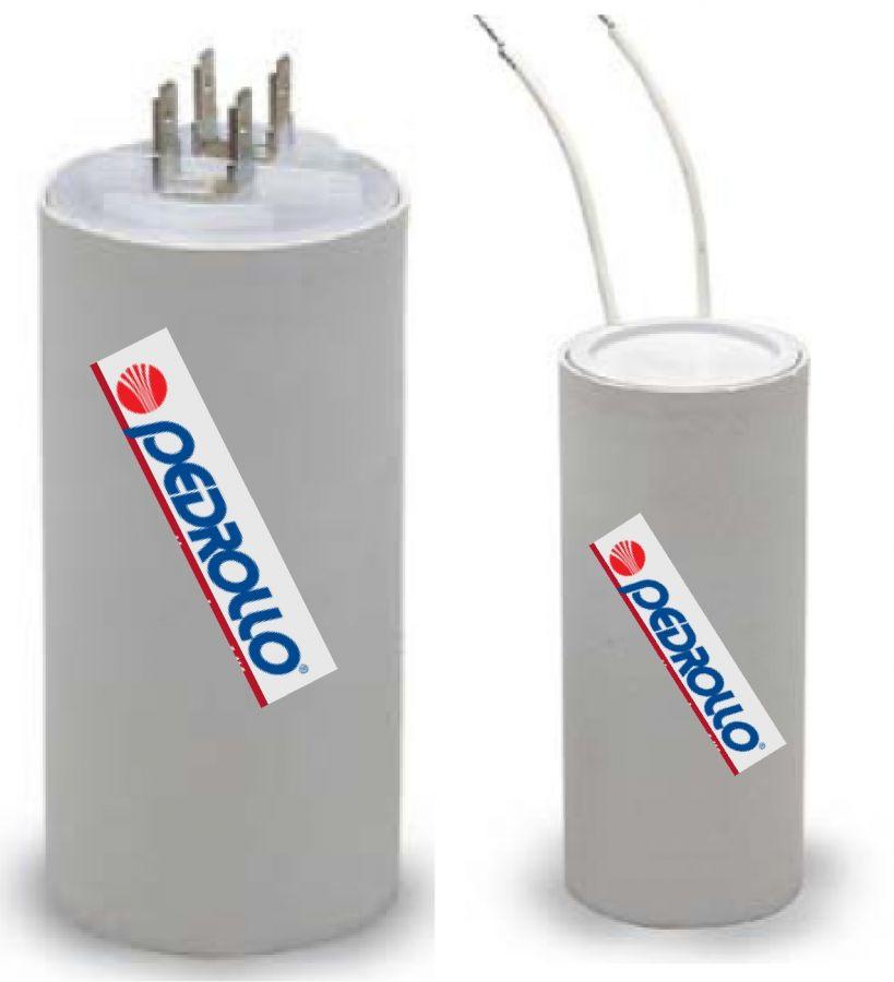 Motorové kondenzátory Pedrollo