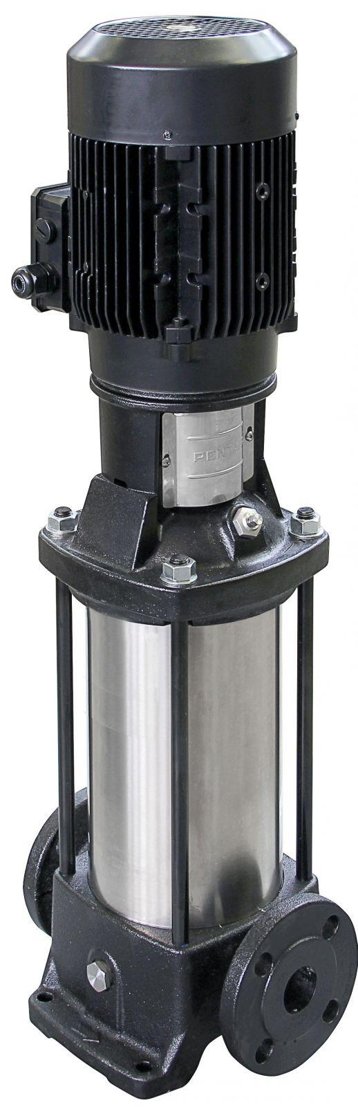 Třífázové vertikální čerpadla PVM 1-4 Nocchi