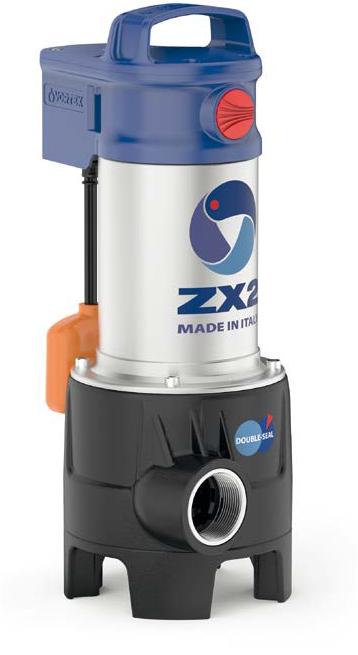 ZXm 2/40-GM- 10m Pedrollo